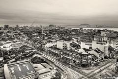 """Black & White"" from Dawn, Morning, Black & White (Adrien Chan) Tags: street morning blackandwhite bw streets canon eos early blackwhite malaysia penang magichour 1740mmf4 5dmkii 5dmk2"