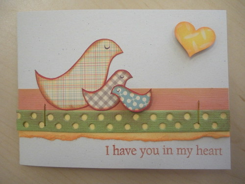 I Have You In My Heart Card