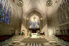 Blessed Sacrament Cathedral - Detroit - Altar View (Brian Callahan (Luxgnos.com)) Tags: loft catholic detroit stainedglass vault blessedsacramentcathedral briancallahan shinsanbc mygearandmepremium luxgnosphotography luxgnosis wwwluxgnoscom