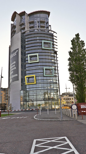 Belfast - The Boat (High Rise Building)