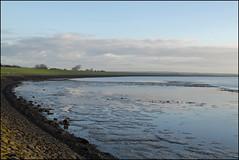 at the side (Elly Snel) Tags: ameland eiland island nl zee sea dike dijk