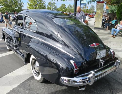 1942 McLaughlin Buick Special