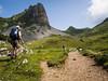 Pertisau July 2014 (Cerdic Elesing) Tags: groupofpeople austria man maurach men rofanspitze sheila walking münstertyrol tyrol