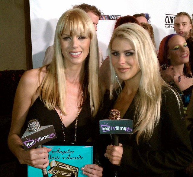 Manda Mosher, Jennifer Lexon, LA Music Awards 2010