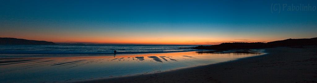 El Pez (Praia de Doniños)