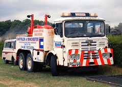 Guy Big J wrecker (fryske) Tags: guy truck diesel lorry tow cummins wrecker bigj