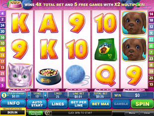 Cute and Fluffy slot game online review