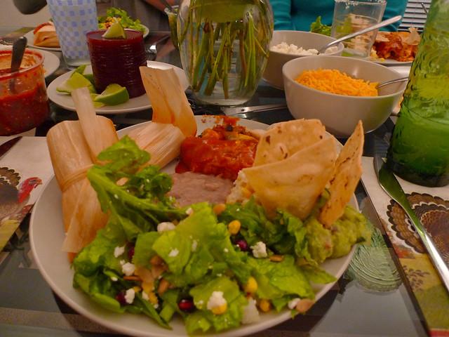 Mexican fiesta for Graciasdonas