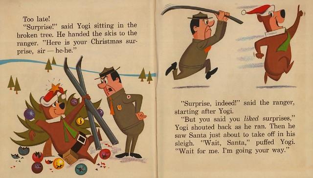 Yogi Bear Helps Santa015