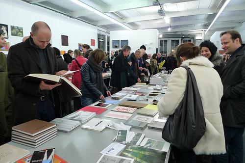 Künstlerbuchmesse Substanz. Dezember 2010