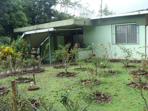 Donde asesinaron a los jesuitas mártires de El Salvador