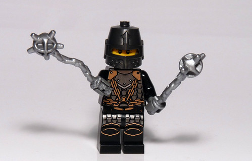 7952 - 2010 Kingdoms Advent Calendar - Day 4 - Dragon Knight
