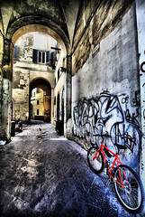 Florence Alleyways (` Tosh
