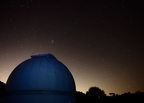 George Observatory at Brazos Bend State Park