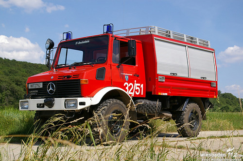 Gerätewagen Unwetter 2010