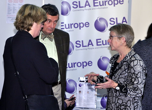 SLA Europe at Online 2010