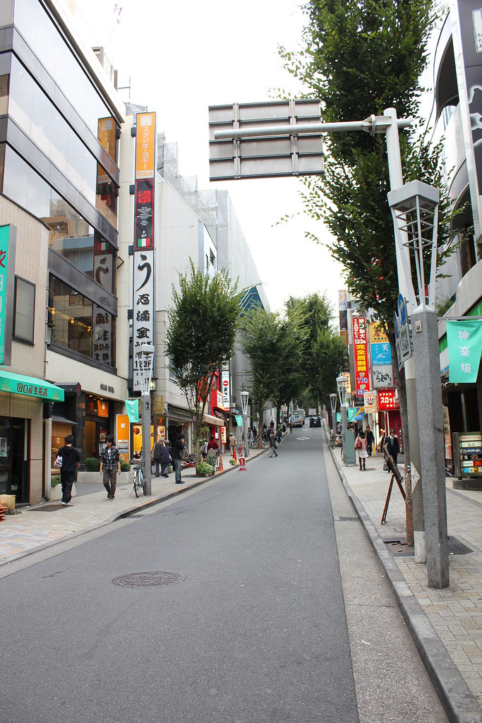 Kagurazaka Walking Guide (1)