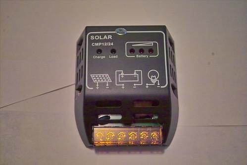 Regulator for Solar Panel