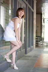 Wei Ting (CS.07) Tags: portrait woman canon model pretty 5d weiting 70200mmf28lis asiandreamaward