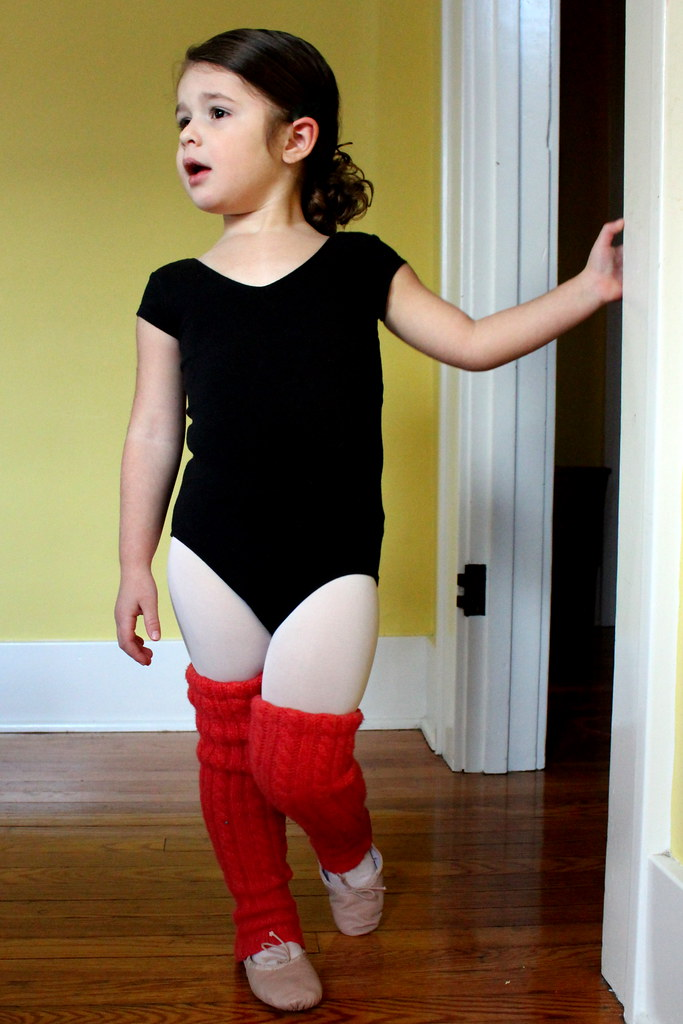 upcycled leg warmers