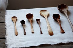 soon. (Nikole Herriott) Tags: hg woodenspoons handcarved herriottgrace