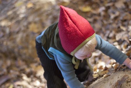 Snow Pixie Hat for Petite Purls Winter 2010 4