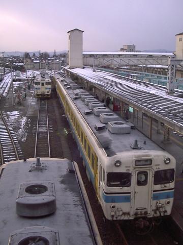 JR西が大糸線・氷見線・城端線廃止に言及