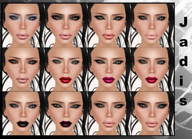 -Glam Affair - Jadis - Natural