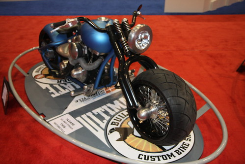 Seattle: Ultimate Builder Bike Show - Kootenay Motorcycle Art
