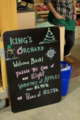 King's Orchard @ Kingsland Farmers' Market