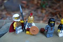 Figbarf (JPRawr) Tags: 2 1 funny lego lol series minifigures