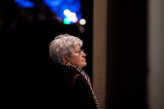 (paolomezzera) Tags: christmas street portrait italy woman window shop lady night shopping torino lights bokeh candid streetphotography goods gifts vetrina turin ritratto flickrblog piazzasancarlo doni acquisti canonef85mmf18 natalizio regalidinatale paulmezzer theauthorsplaza authorsclub