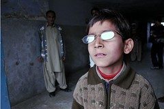 Refractive Error - Pakistan (The Fred Hollows Foundation) Tags: pakistan people reflection eye closeup hospital glasses eyes blind foundation health cameras fred sight foreign ngo hollows restoring blindness villager roor refractive patients operative fredhollowsfoundation fredhollows patientstory thefredhollowsfoundation preoperativepatients villagesoverseas