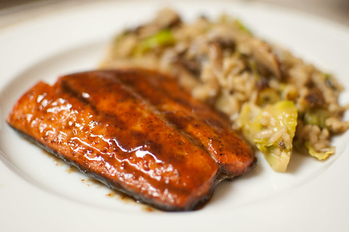 Recipe: ear with pink salmon