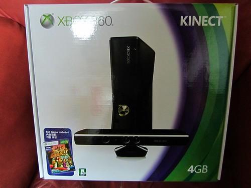 XBOX360-外箱-正面