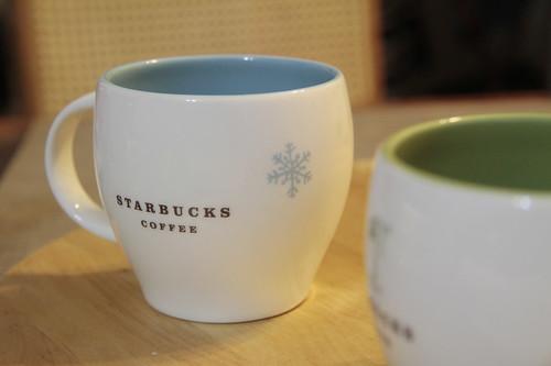 Starbucks Christmas Collection