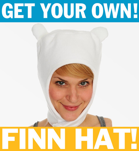 Make Your Own! Finn Hat!