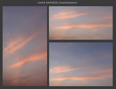 Evening Sky (Umer Rasheed) Tags: sky evening almostsunset rasheed umer hx5v
