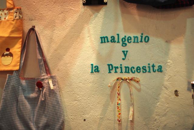 Malgenio y la princesita by Escarpin, on Flickr