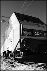 train 26220 (RUCgost) Tags: france color train graffiti metro rail railway chrome vandal graff couleur voie ferrée sncf ter