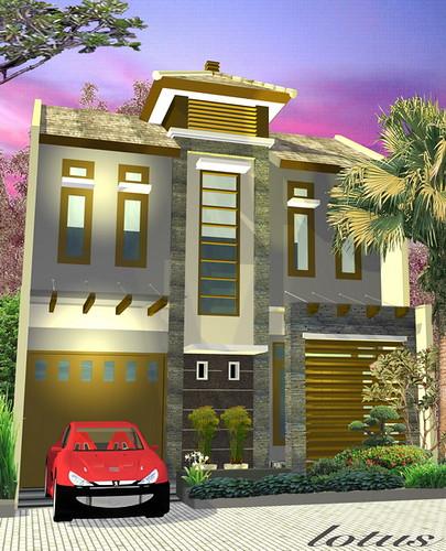 Design Rumah P Anwar - Citraland