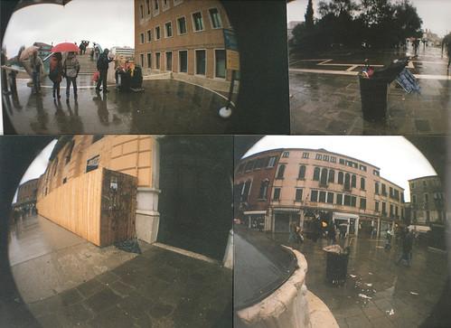 Ombrelli abbandonati/1 - Venezia