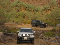 toyota in wadi khadra (shine_on) Tags: water truck stream 4x4 dunes madina valley toyota suv landcruiser saudiarabia wadi البر fjcruiser السعودية سعودي صحراء تويوتا طعس كروزر لاندكروزر الجيب براري