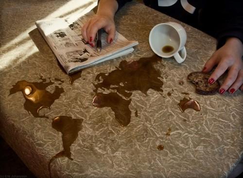 coffeespill