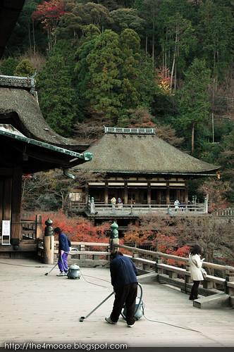 Kiyomizu-dera 清水寺 - Hondo