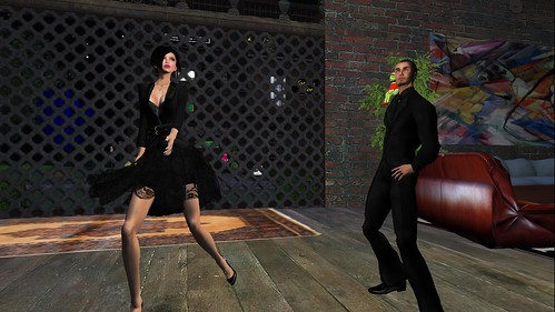 raftwet, xavier of THE A LIST!