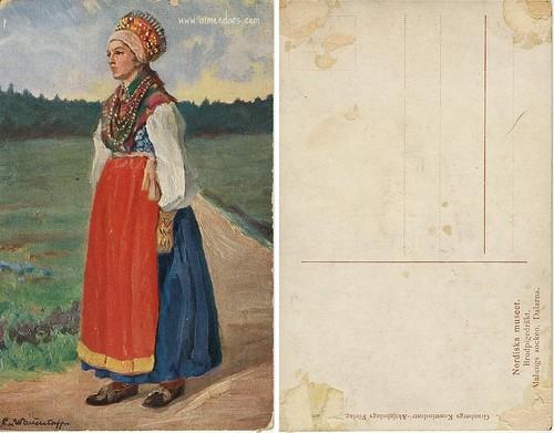 Woman - Traditional Dress