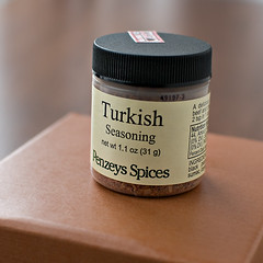 turkish seasoning