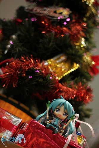 Kagamikku also enjoyed her Christmas Eve ^^