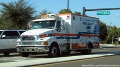 Polk County EMS - 219 - Medic 12 (FormerWMDriver) Tags: county florida ambulance medical fl sterling 12 emergency medic paramedic ems emt services 219 polk acterra